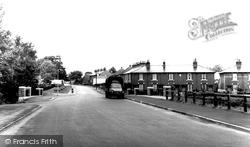 Iver Lane c.1955, Cowley