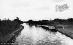 The Canal c.1960, Cowley