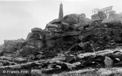 Cowling, Earl's Crag c.1960