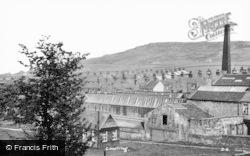 Cowling, Ickornshaw Mill c.1960