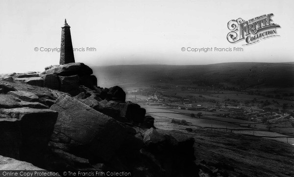 Photo of Cowling, The Pinnacle c.1965