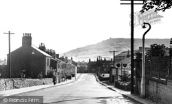 Cowling, The Village c.1953