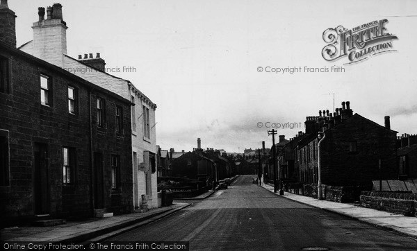 Photo of Cowling, The Village c.1955