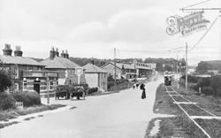 Cowplain, The Village 1916