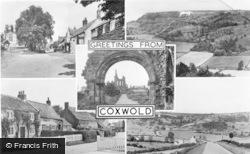 Coxwold, Composite c.1950