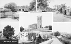 Coxwold, Composite c.1960