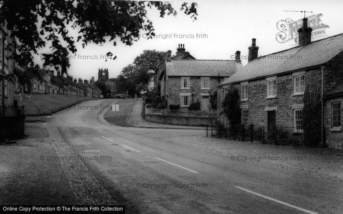 Photo of Coxwold, Main Street c.1960