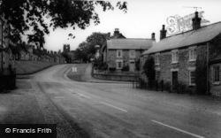 Coxwold, Main Street c.1960