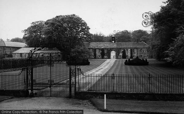 Photo of Coxwold, Newburgh Priory c.1955