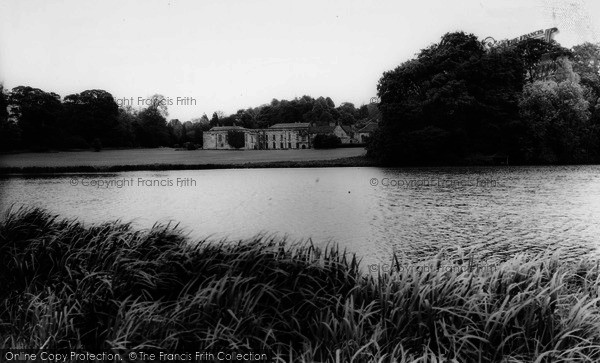 Photo of Coxwold, Newburgh Priory c.1960