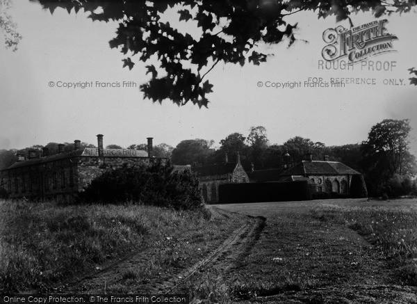 Photo of Coxwold, Newburgh Priory North Front c.1960
