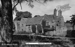 Coxwold, Shandy Hall c.1955