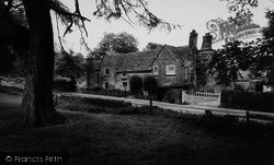 Coxwold, Shandy Hall c.1960