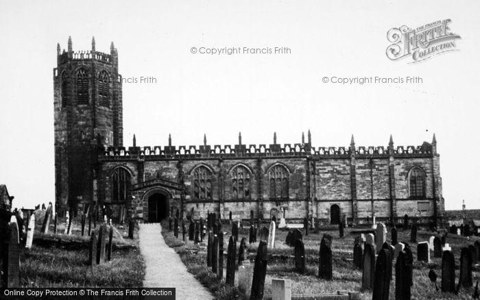 Photo of Coxwold, St Michael's Church c.1950