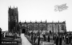 Coxwold, St Michael's Church c.1950