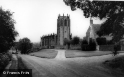 Coxwold, St Michael's Church c.1960