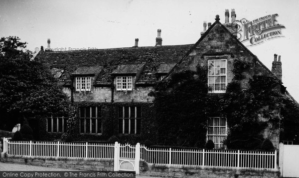 Photo of Coxwold, The Old Hall c.1950