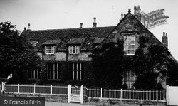 Coxwold, The Old Hall c.1950