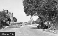 Coxwold, The Village c.1950