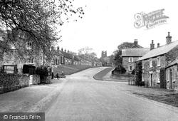 Coxwold, The Village c.1955