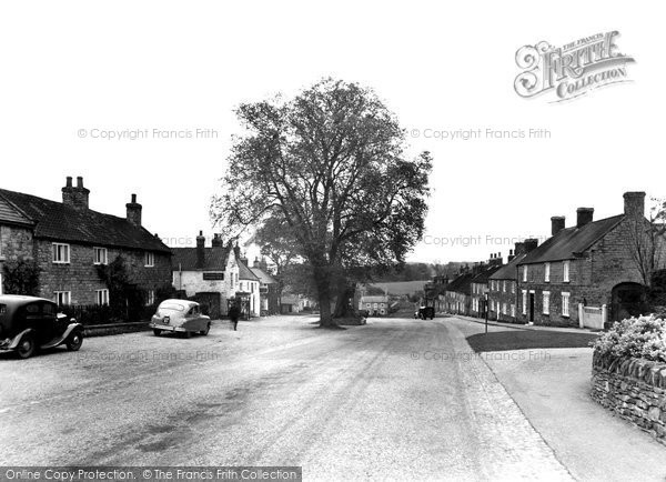 Photo of Coxwold, The Village c.1955