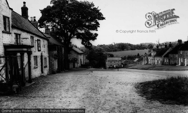Photo of Coxwold, The Village c.1960
