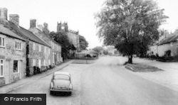 Coxwold, Village And St Michael's Church c.1960