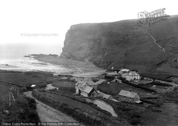 Photo of Crackington Haven, 1920, ref. 69531