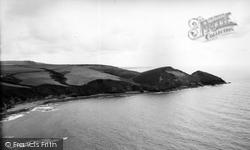 Crackington Haven, 1957