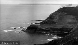 1957, Crackington Haven