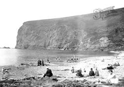 Beach 1931, Crackington Haven