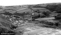 From Pencannow 1957, Crackington Haven