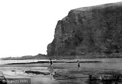 Sands 1931, Crackington Haven