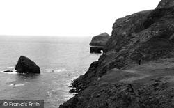 Strangles 1957, Crackington Haven