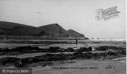 The Beach 1951, Crackington Haven