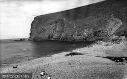 The Beach 1958, Crackington Haven