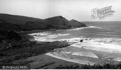 The Beaches 1951, Crackington Haven