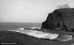 The Cliffs 1951, Crackington Haven
