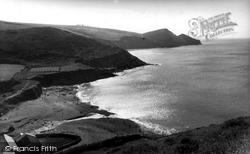 The Coast 1958, Crackington Haven