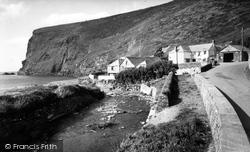 The River 1958, Crackington Haven