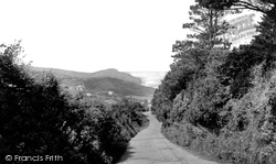 The Road To The Village 1951, Crackington Haven