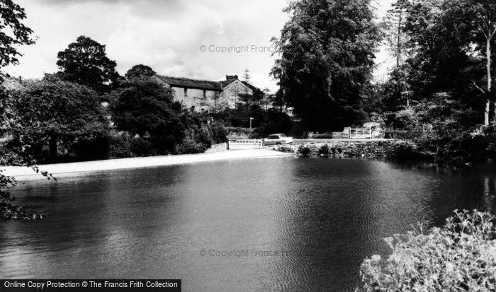 Photo of Cracoe, Rylstone Pond c.1965