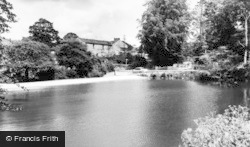 Cracoe, Rylstone Pond c.1965