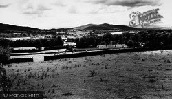 Sharpshaw From Sunhill c.1965, Cracoe