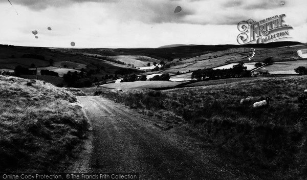 Photo of Cracoe, The Moor, Bordley c.1965