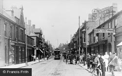 High Street c.1900, Cradley Heath