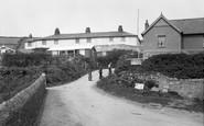 Crafthole, Donkey Lane, Portwrinkle c1935