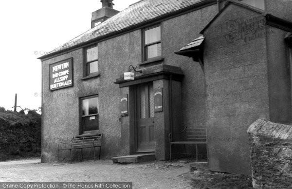 Photo of Crafthole, New Inn c.1935