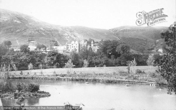 Photo of Craig Y Nos, 1896