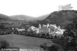 Craig-Y-Nos, Adelina Patti Hospital 1896